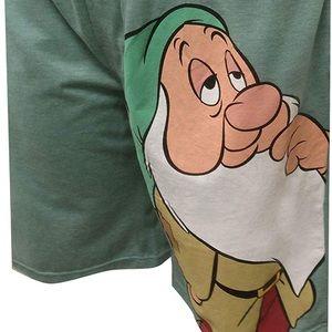 Disney Pajama Shorts Snow White NWT